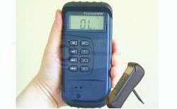 Portatif El Tipi Termometre