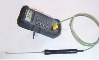 Termometreli Yüzey Probu