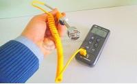 Yüzey Tip Termometreli Prop Termokupl