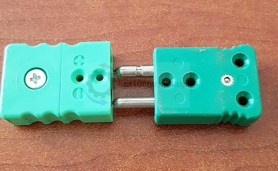 K Tipi Standart Fiş Soket Konnektör