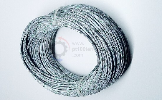 Blendajlı K Tipi Termokupl Kablosu 2x1,5mm2 Kablo