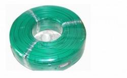 Teflon İzoleli K Tipi Termokupl Kablosu 2x0,50mm2