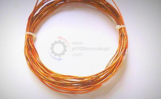 Kapton Kablo T Tipi 2x0,25mm2